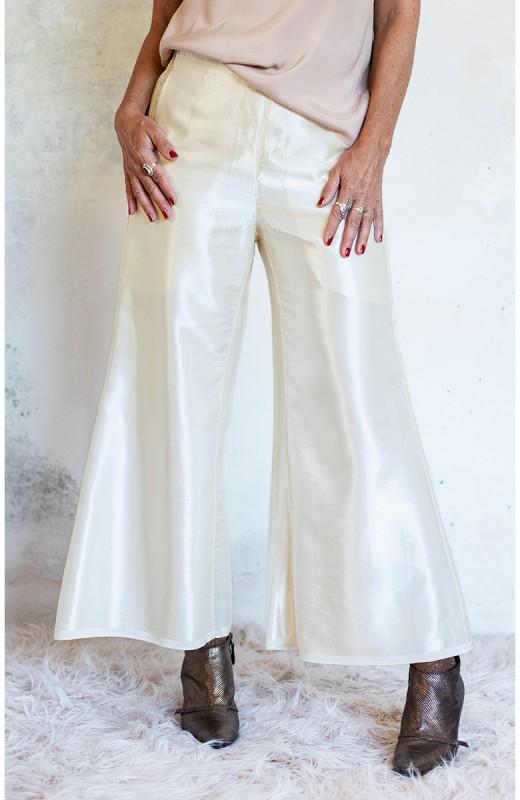 PANT FLUID WHITE